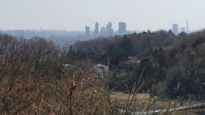 小松城からの眺め