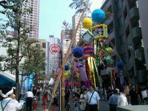 橋本の七夕祭り
