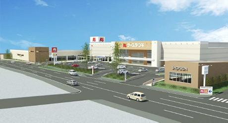 「マーケットスクエア相模原 2014年7月オープン予定」のアイキャッチ画像