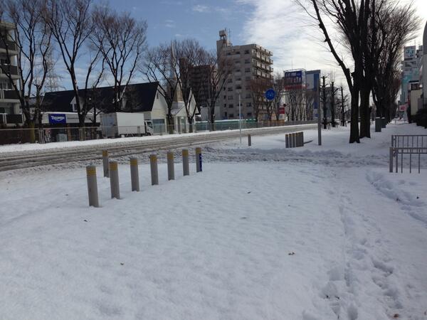 「相模原の積雪 (神奈川県各地の積雪情報まとめ) 2014年2月8日」のアイキャッチ画像