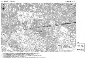 リニア新幹線・橋本駅計画
