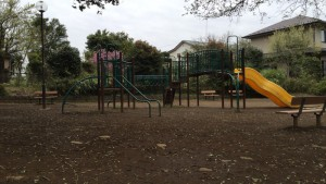 田名堀之内の公園