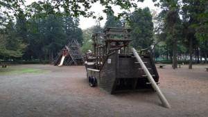 淵野辺公園の大型遊具