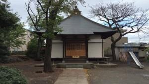 薬師堂(矢部)