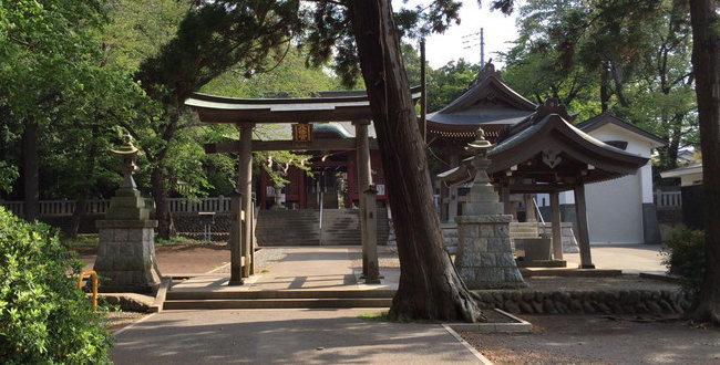 「矢部八幡神社(箭幹八幡宮)と小山田高家のなぞ」のアイキャッチ画像