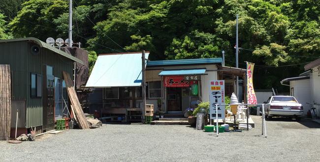 「湧き水の天然水で頂く富士屋のラーメン~富士山を望みながら」のアイキャッチ画像