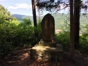 浅間神社跡
