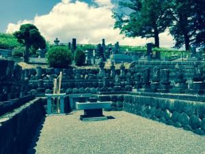 内藤景定(内藤左近将監景定)の墓