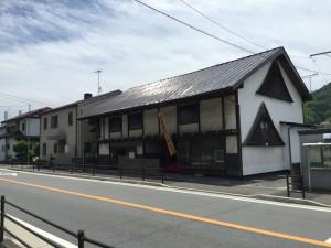 吉野宿の旅籠「ふじや」