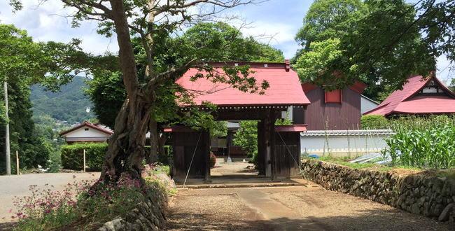 「守屋屋敷跡~津久井の旧甲州街道と吉野宿」のアイキャッチ画像